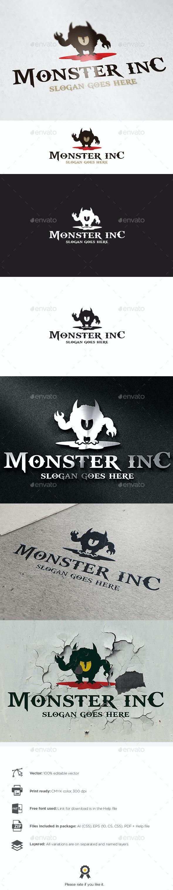 Beast Logo - Abstract Logo Templates