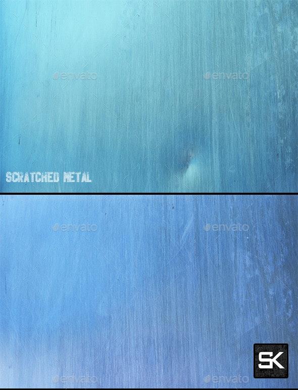 Scratched Metal - Metal Textures