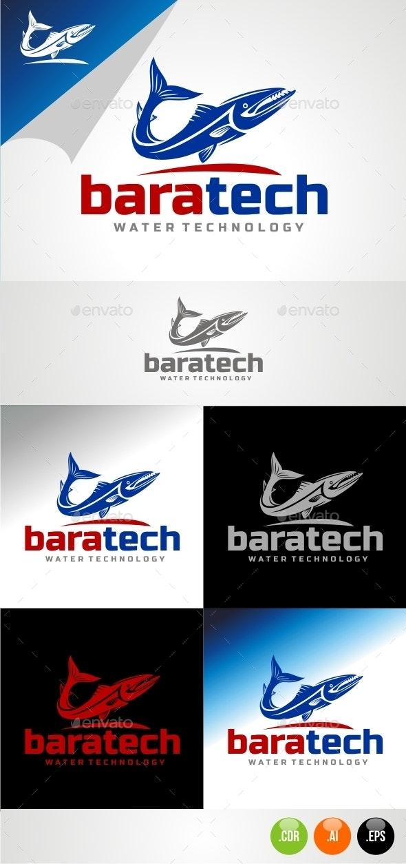 Baracuda Technology - Animals Logo Templates