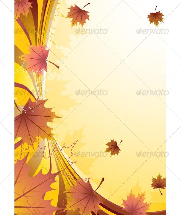 Autumn - Seasons Nature