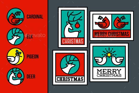Traditional Symbols of Christmas - Christmas Seasons/Holidays