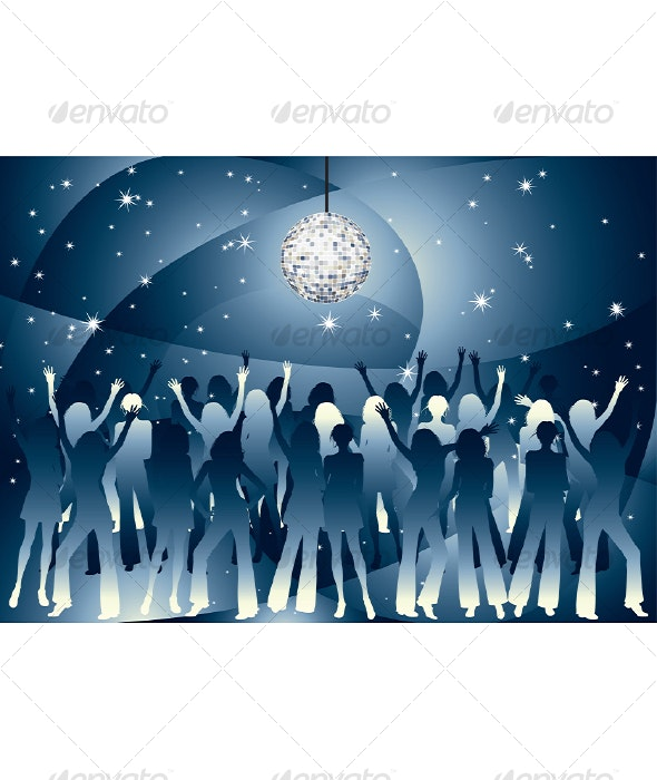 Night Party - Miscellaneous Seasons/Holidays