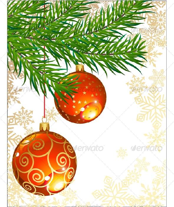 Christmas decor - Christmas Seasons/Holidays