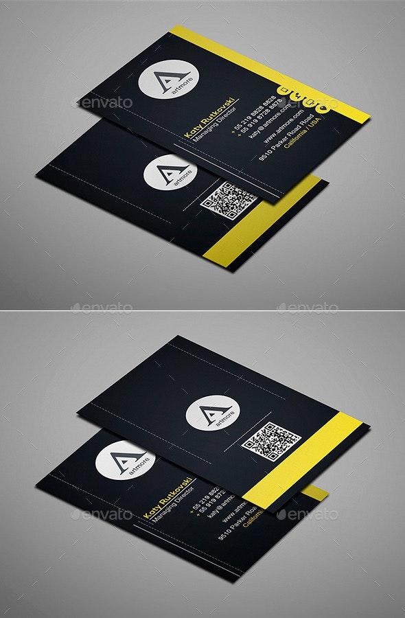 Simple Business Card Vol. VI - Creative Business Cards