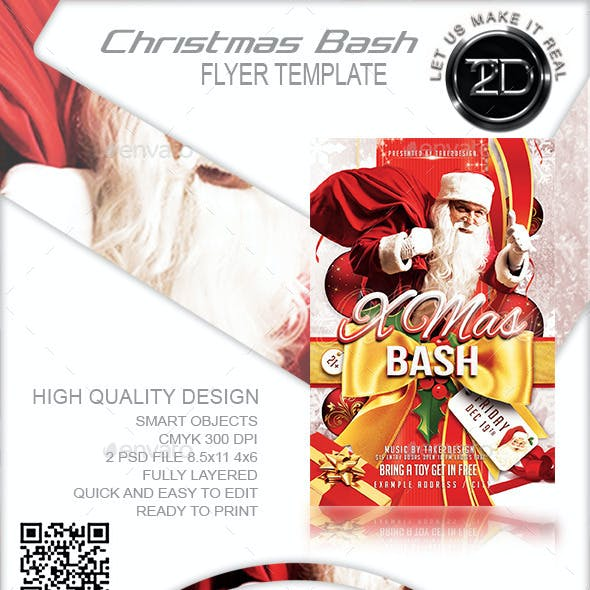Christmas Party-Xmas Bash