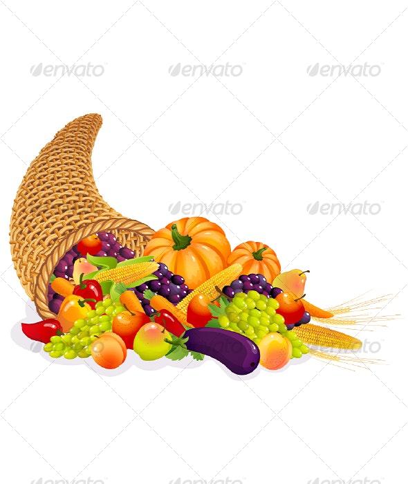 Cornucopia - Miscellaneous Seasons/Holidays