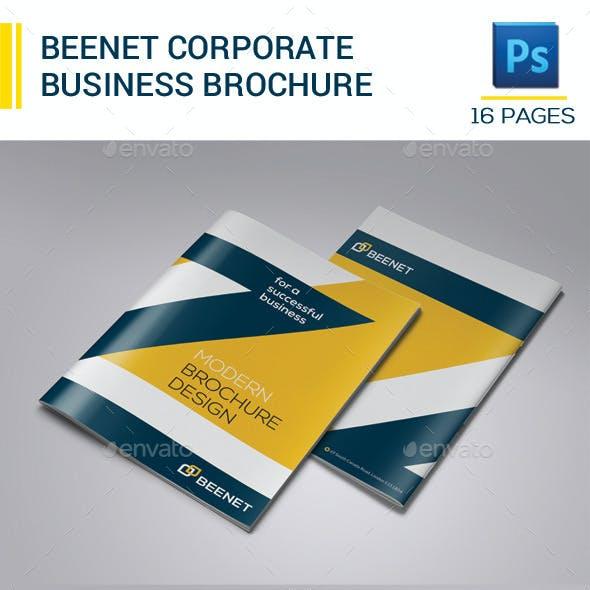 Beenet Corporate Business Brochure