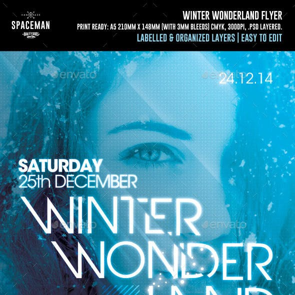 Winter Wonderland Flyer