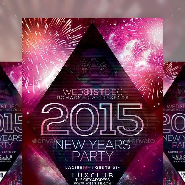 2015 NYE Party