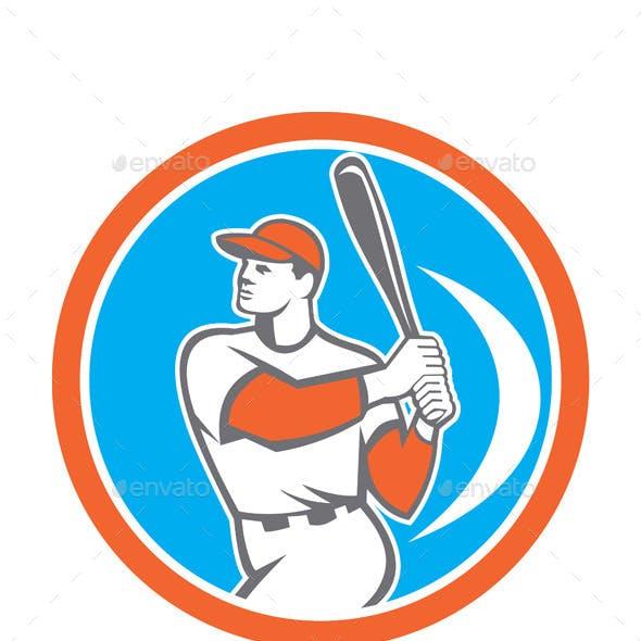 Baseball Batter Circle