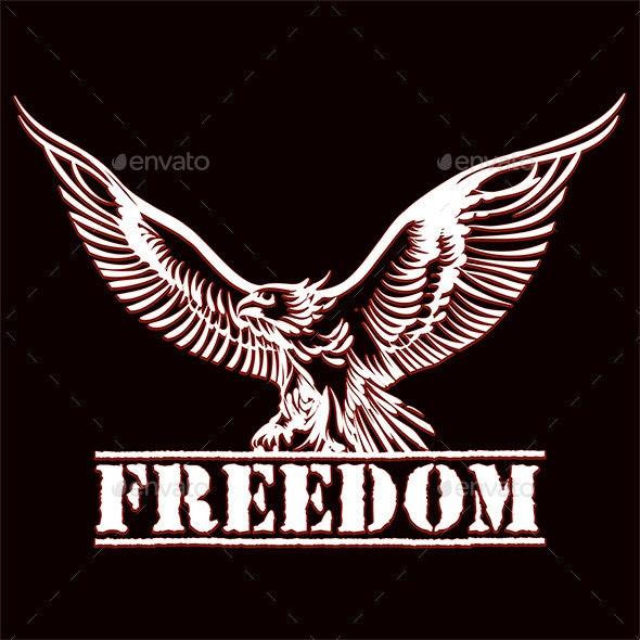 Eagle of Freedom - Miscellaneous Conceptual