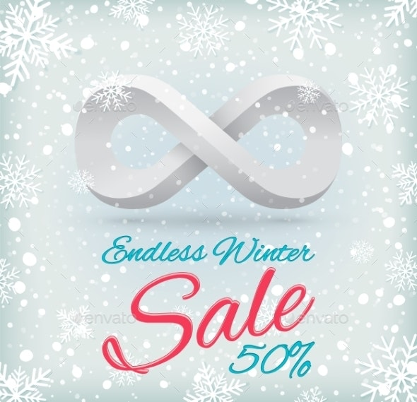 Endless Winter Sale  - Retail Commercial / Shopping