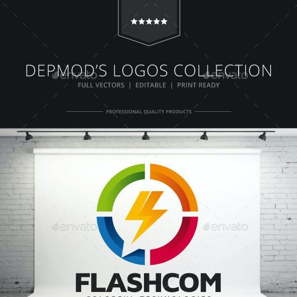 Flashcom Logo