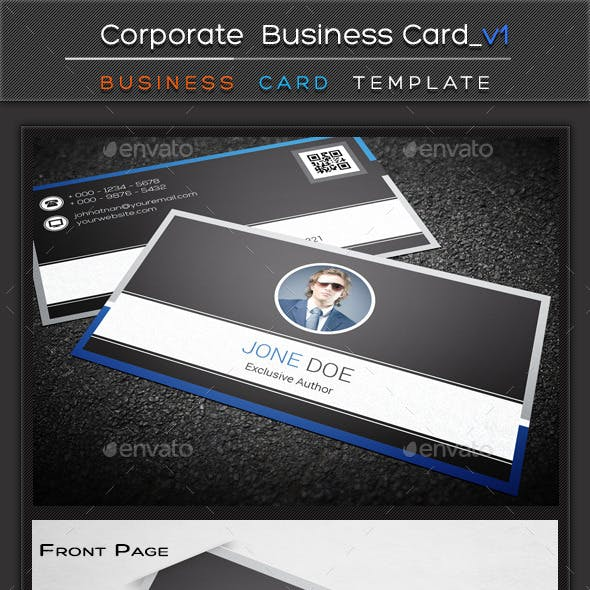 Corporate  Business Card_v1