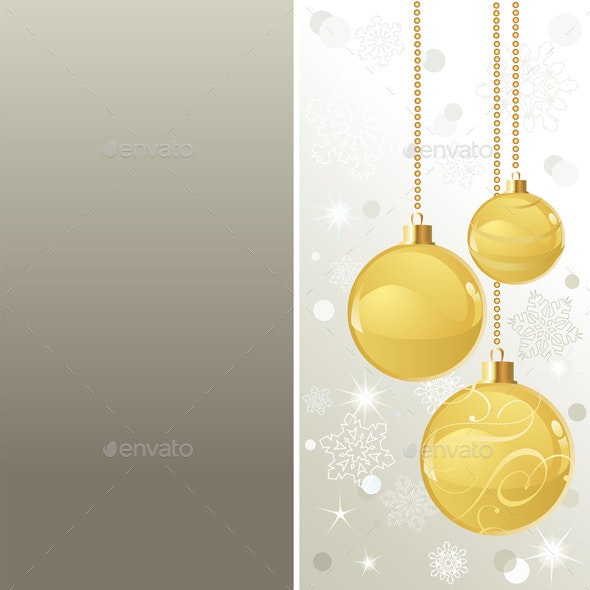 New Year's Baubles - Christmas Seasons/Holidays
