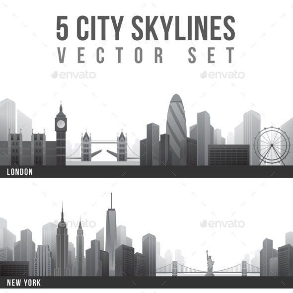 City Skylines Set