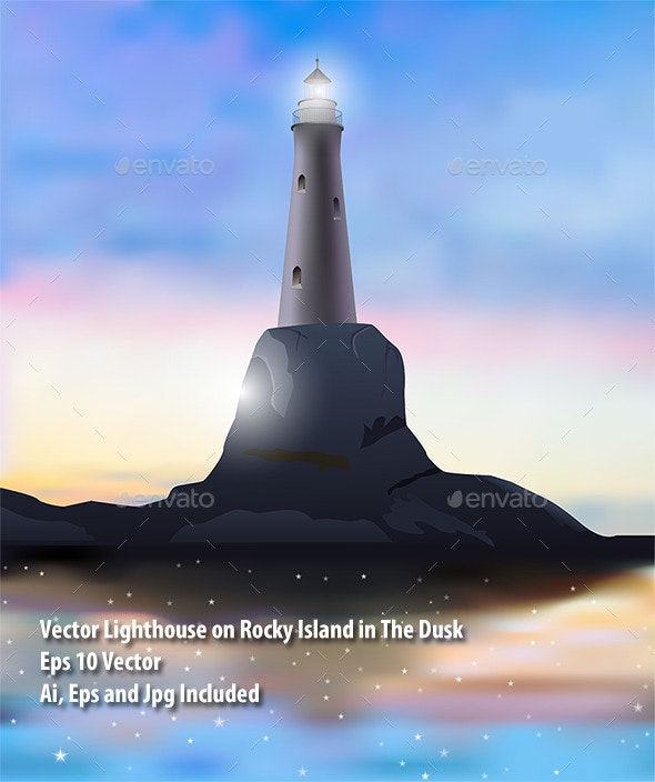 Lighthouse - Landscapes Nature