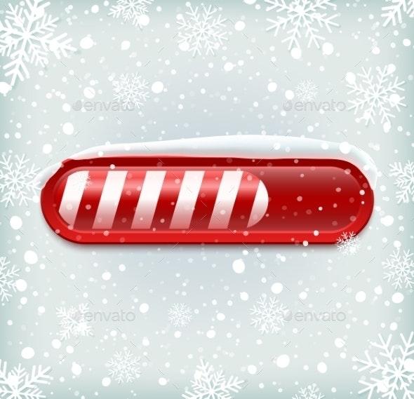 Christmas Loading Bar - Christmas Seasons/Holidays