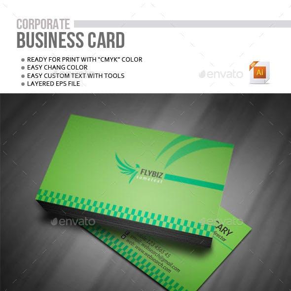 FlyBiz Corporate Business Card
