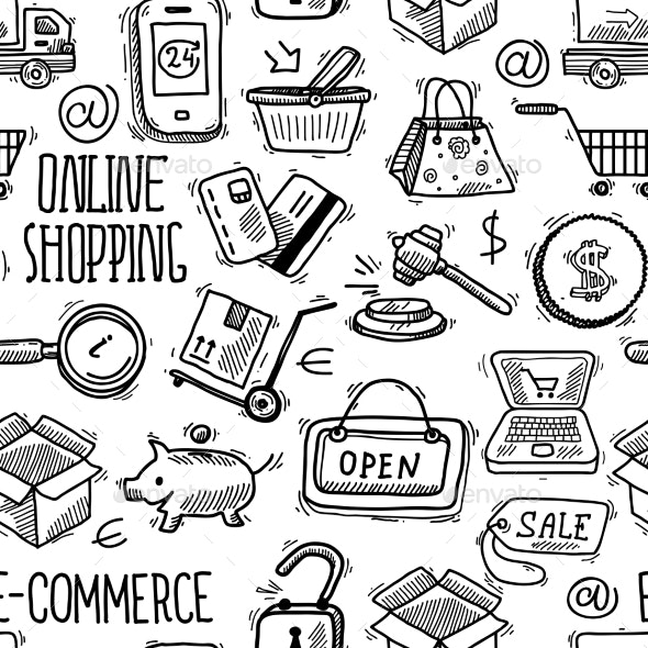 Online Shopping Pattern - Retail Commercial / Shopping