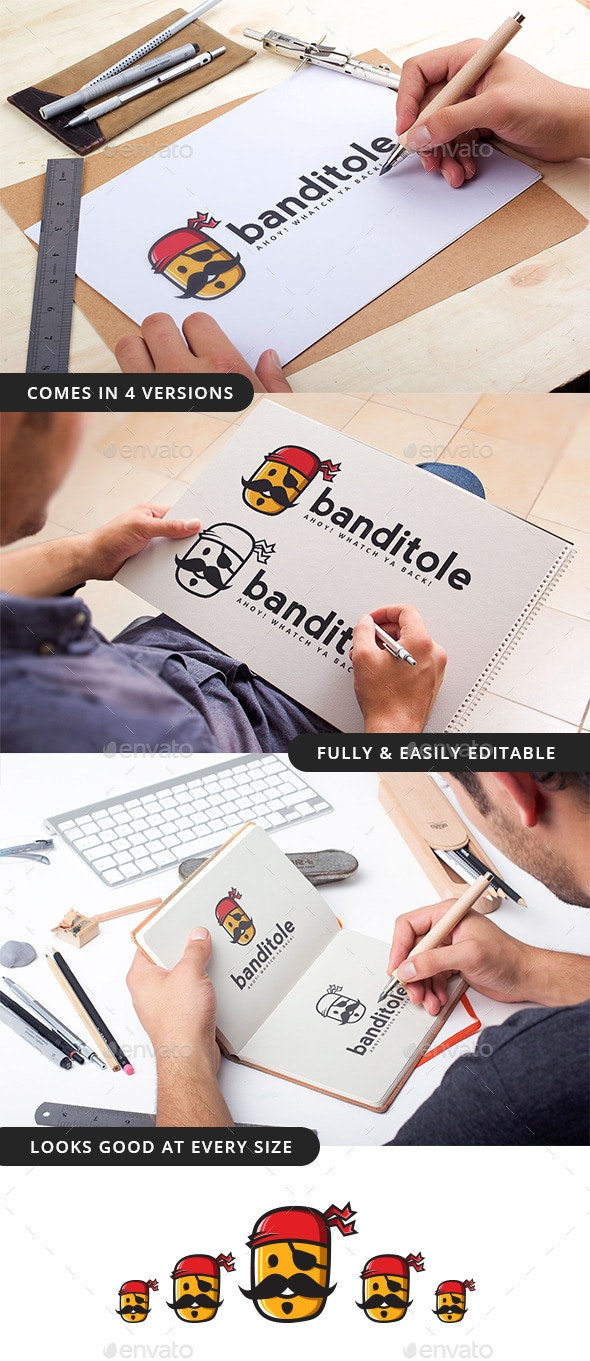 Pirate Logo - Logo Templates