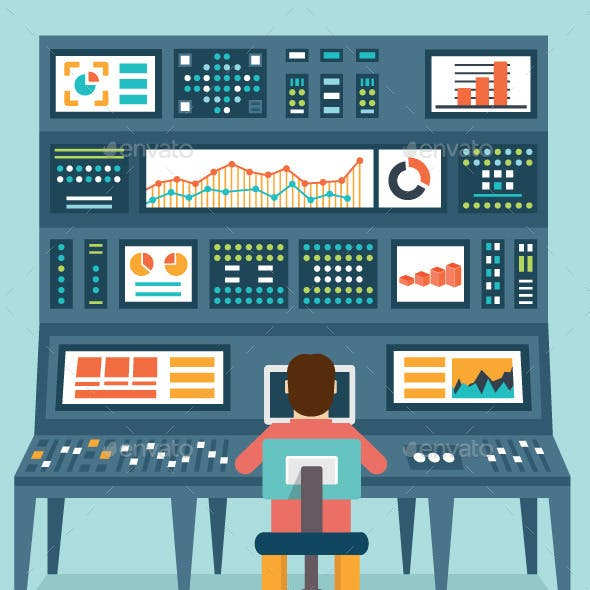 Analytics Information and Data Processing
