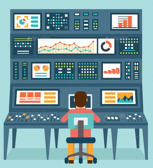Analytics Information and Data Processing  - Services Commercial / Shopping