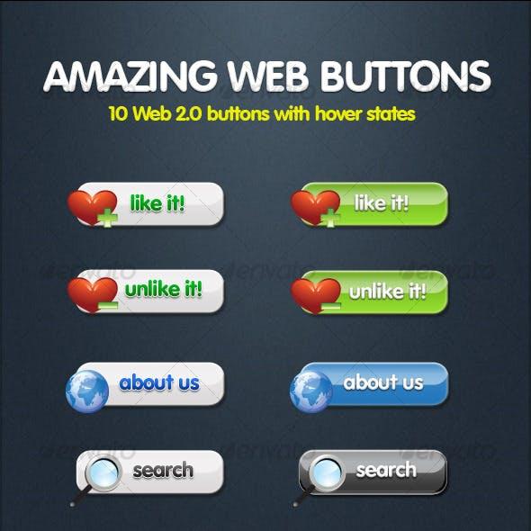 Web Buttons 01