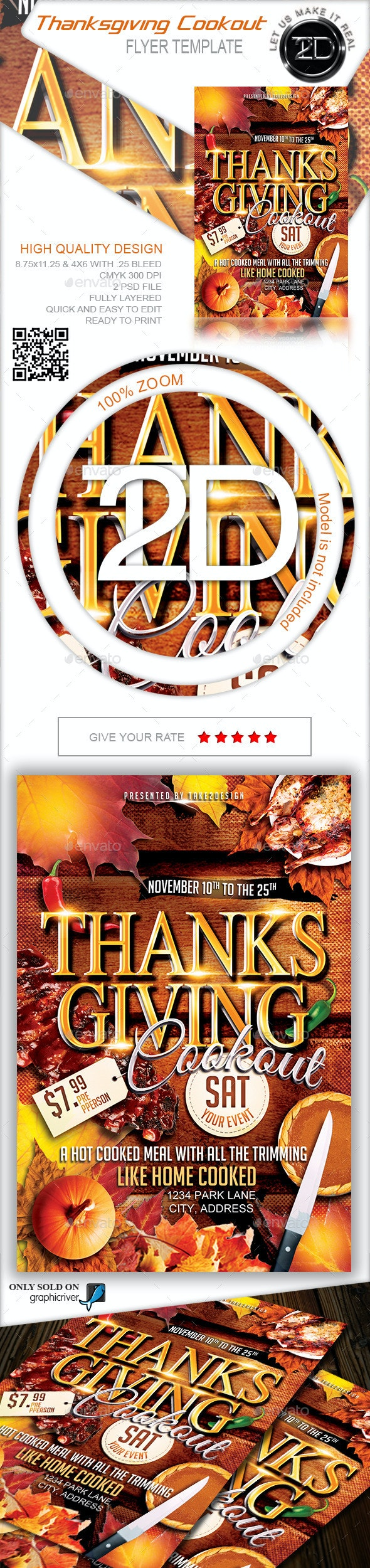 Thanksgiving party - Thanksgiving Cookout - Holidays Events
