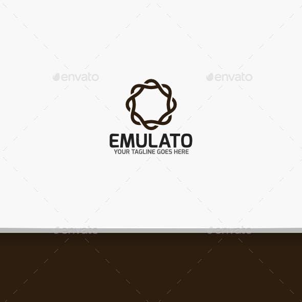 Emulato Logo
