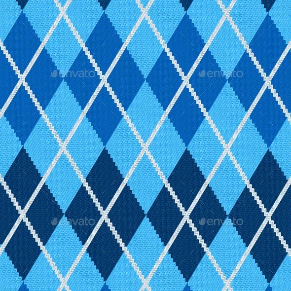 Argyle Fabric