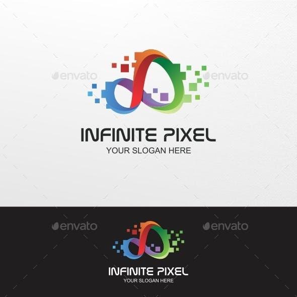 Infinite Pixel Logo
