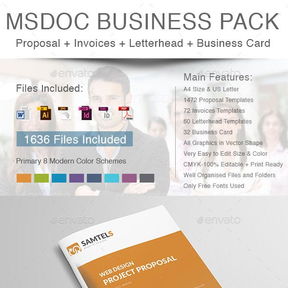 Msdoc Business Pack