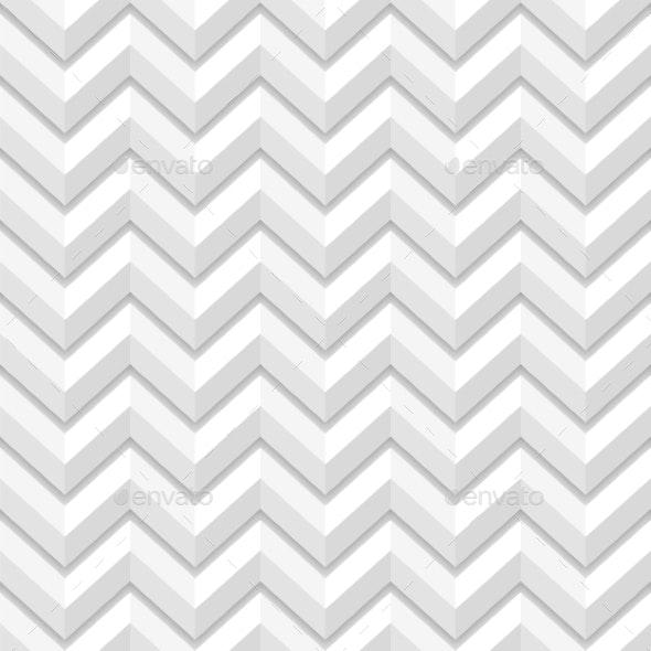 Geometric Zigzag Seamless Pattern - Patterns Decorative