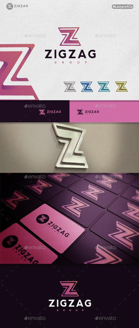 Z Letter Logo - Letters Logo Templates