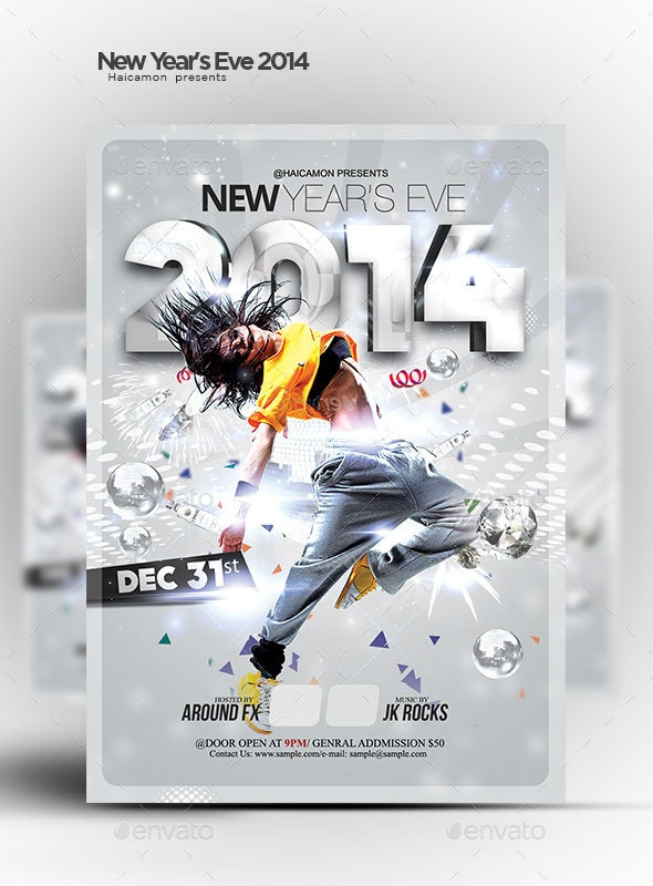 New Year's Eve 2013 Party - Clubs & Parties Events