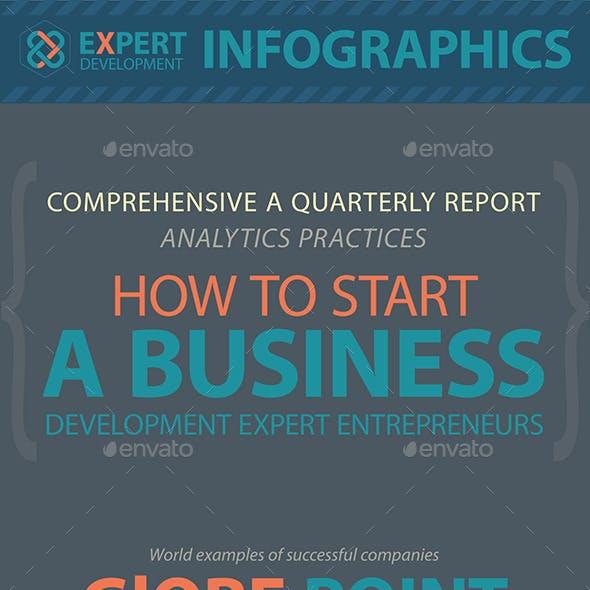 Expert Development Infographics 11 in 1