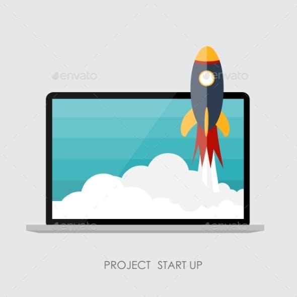 Quick Start Up Flat Concept