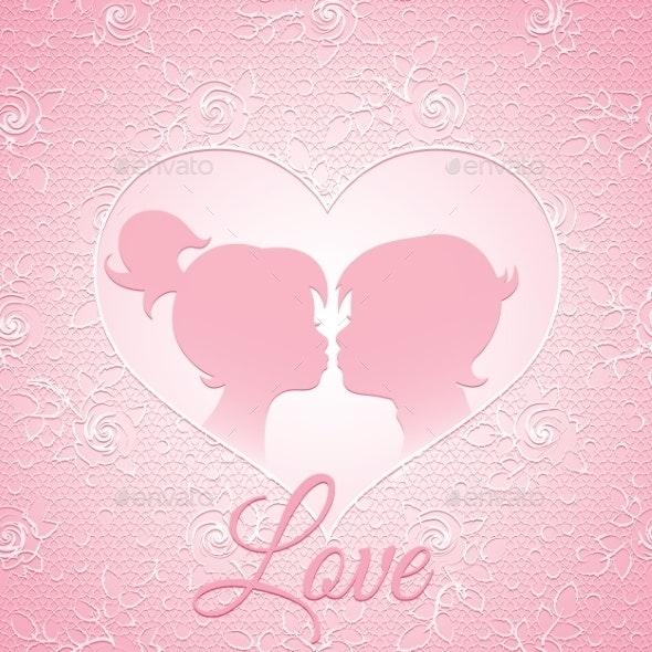 Love Card - Weddings Seasons/Holidays