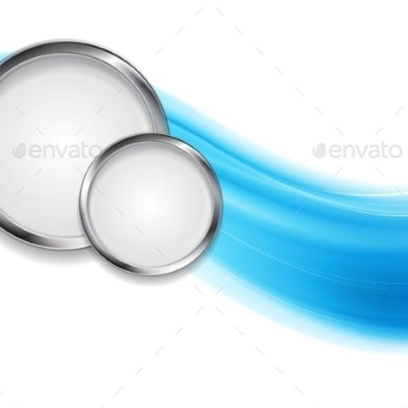 Blue Waves and Metal Circles