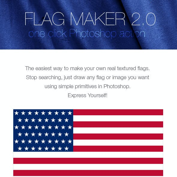 Real Flag Maker 2.0
