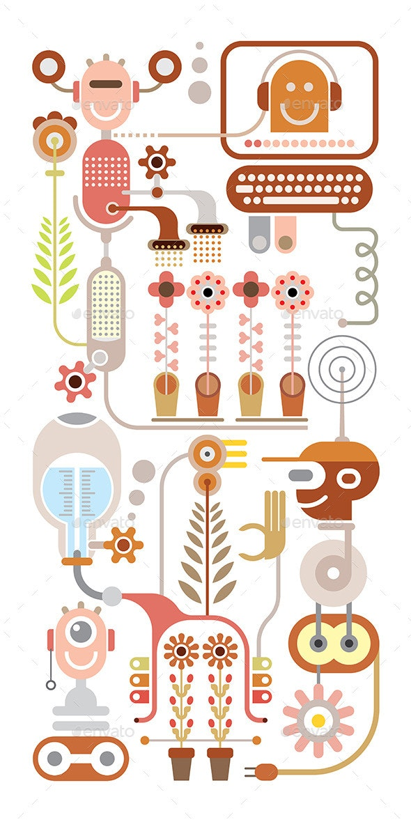 Flower Laboratory - Flowers & Plants Nature