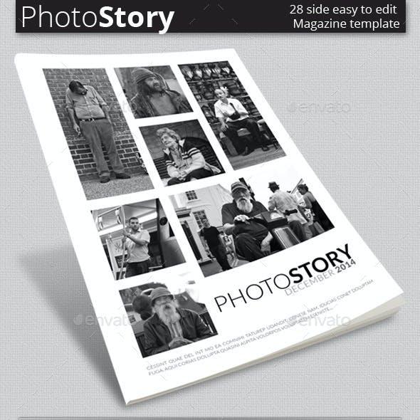 Multipurpose Magazine Template (Vol. 3)