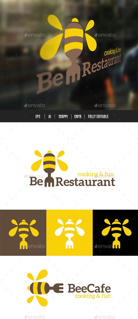 20 Best Restaurant Logo Templates  for February 2019