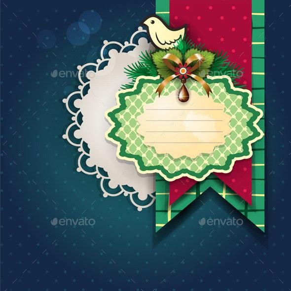 Ticket Bird for Christmas - Christmas Seasons/Holidays