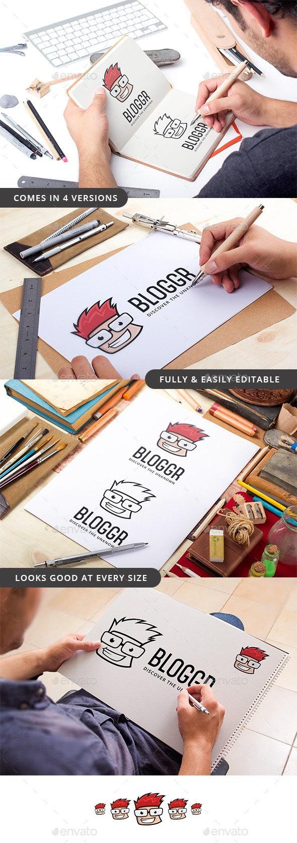 Blogger Logo - Logo Templates