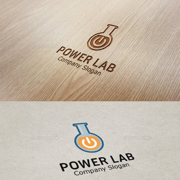 Power Lab Logo