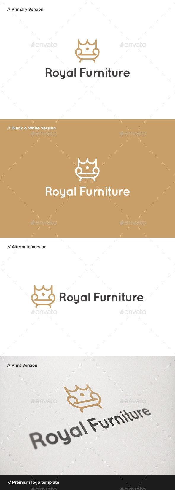 Royal Furniture Logo - Logo Templates