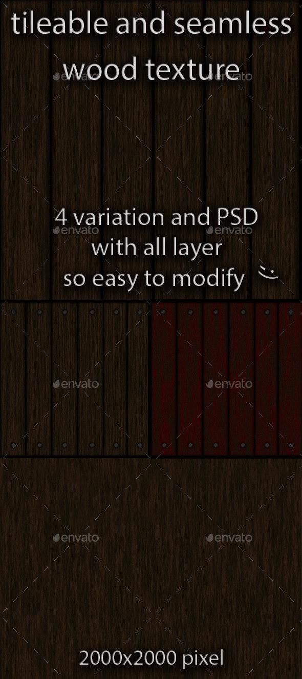 Wood Seamless Texture - Wood Textures