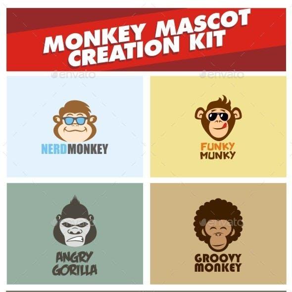 Monkey Character Creation Kit